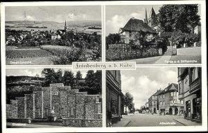 Ansichtskarte / Postkarte Fröndenberg an der Ruhr,