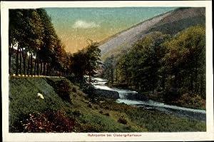Ansichtskarte / Postkarte Karlsaue Olsberg im Sauerland,