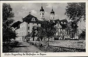 Ansichtskarte / Postkarte Roggenburg in Schwaben, Kloster