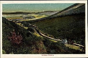 Ansichtskarte / Postkarte Olsberg im Hochsauerland, Karlsaue,