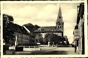 Ansichtskarte / Postkarte Holzappel, Kirche, Denkmal, Dopfaff