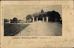 Ansichtskarte / Postkarte Illkirch Graffenstaden Grafenstaden Elsass