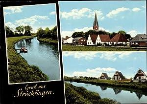 Ansichtskarte / Postkarte Strücklingen Saterland in Niedersachsen,