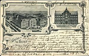 Ansichtskarte / Postkarte Hiltrup Münster in Westfalen,