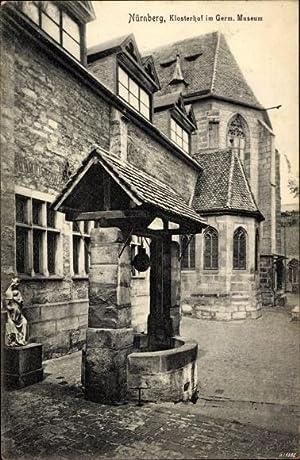 Ansichtskarte / Postkarte Nürnberg in Mittelfranken Bayern,