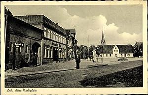 Ansichtskarte / Postkarte Leck in Nordfriesland, Alter