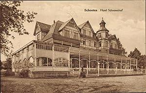Ansichtskarte / Postkarte Schooten Schoten Flandern Antwerpen,