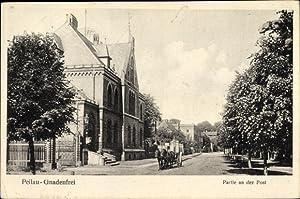 Ansichtskarte / Postkarte Górna Peilau Gnadenfrei Schlesien,