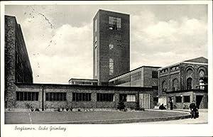 Ansichtskarte / Postkarte Bergkamen NRW, Zeche Grimberg,
