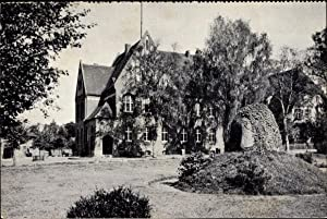 Ansichtskarte / Postkarte Resko Regenwalde Pommern, Amtsgericht,