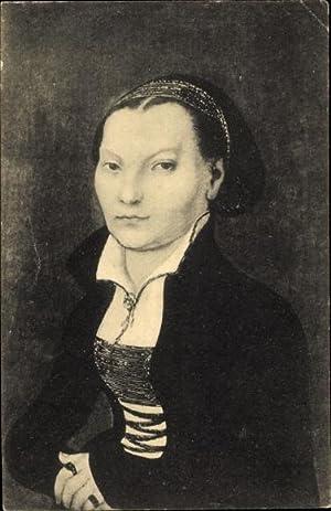 Künstler Ansichtskarte / Postkarte Cranack, Portrait von