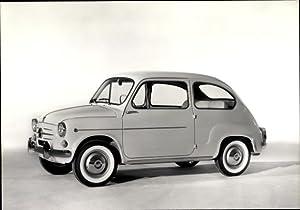 Ansichtskarte / Postkarte Fiat 600 D, Automobil,