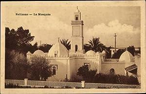 Ansichtskarte / Postkarte Relizane Algerien, La Mosquée,