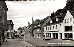 Ansichtskarte / Postkarte Fröndenberg an der Ruhr