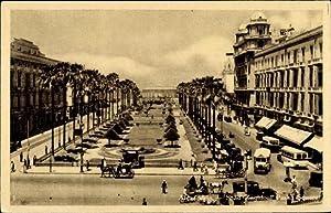 Ansichtskarte / Postkarte Alexandria Ägypten, Saad Zaghloul
