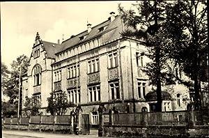Ansichtskarte / Postkarte Roßwein in Sachsen, Blick