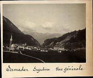 Foto Samaden Kanton Graubünden, Vue générale