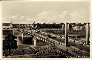 Ansichtskarte / Postkarte Mannheim in Baden Württemberg,