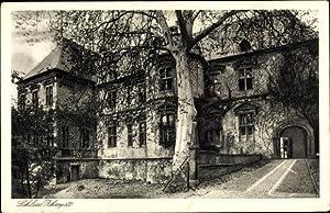 Ansichtskarte / Postkarte Mönchengladbach Nordrhein Westfalen, Schloss