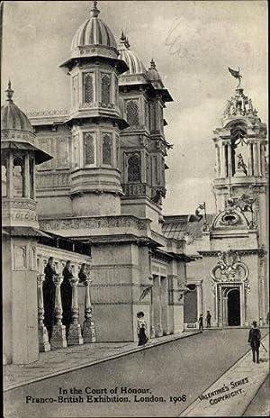 Ansichtskarte / Postkarte London City, In the
