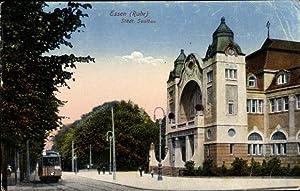 Ansichtskarte / Postkarte Essen im Ruhrgebiet, Städtischer