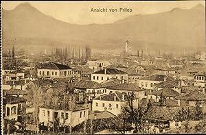 Ansichtskarte / Postkarte Prilep Mazedonien, Totalansicht