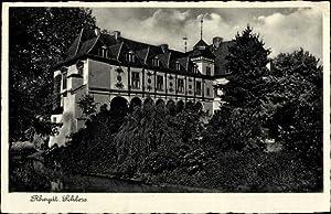 Ansichtskarte / Postkarte Rheydt Mönchengladbach Niederrhein, Schloss