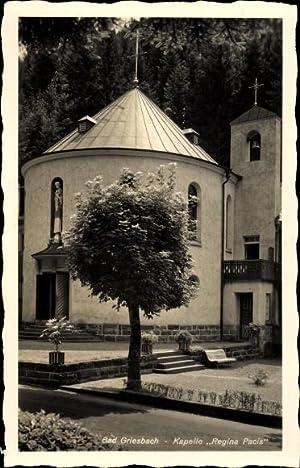 Ansichtskarte / Postkarte Bad Griesbach, Kapelle Regina
