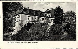Ansichtskarte / Postkarte Rheydt Mönchengladbach Niederrhein, Hinteransicht