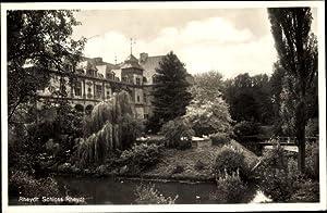 Ansichtskarte / Postkarte Rheydt Mönchengladbach Niederrhein, Schloss,
