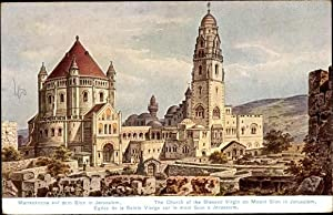Künstler Ansichtskarte / Postkarte Perlberg, Friedrich, Jerusalem