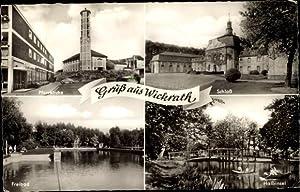 Ansichtskarte / Postkarte Wickrath Mönchengladbach im Ruhrgebiet,