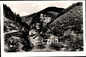 Ansichtskarte / Postkarte Diemerstein Frankenstein Pfalz, Evangelisches