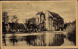 Ansichtskarte / Postkarte Freyenstein Prignitz Wittstock Dosse,