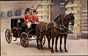 Ansichtskarte / Postkarte Royal Clarence, The Royal Mews, Buckingham Palace, Tuck 3004 C3