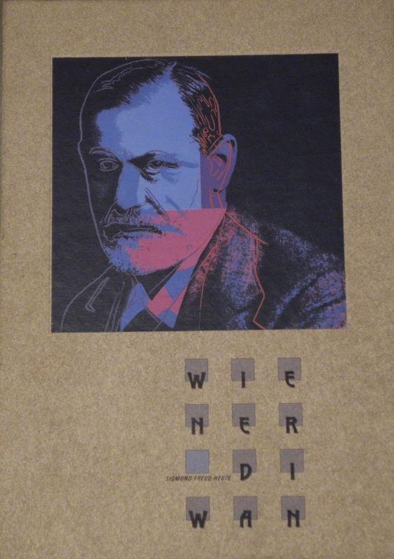 Wiener Diwan. Sigmund Freud - heute. (Katalog: ZAUNSCHIRM, Thomas