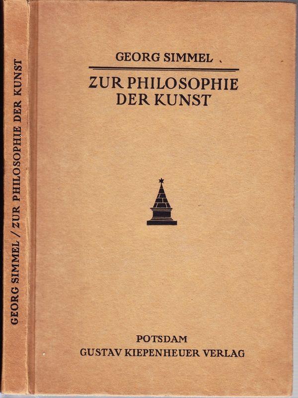Philosophie Kunst