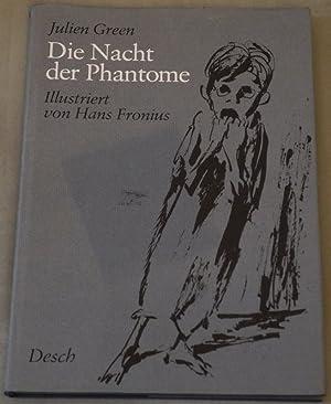 Die Nacht der Phantome. Ins Deutsche übertr.: GREEN, Julien