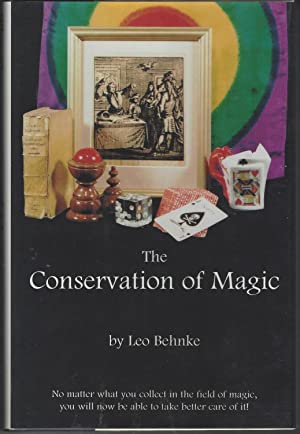 The Conservation of Magic