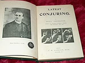Latest Conjuring: Goldston, Will