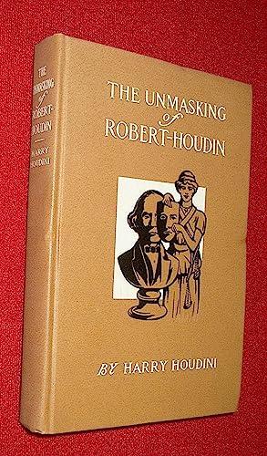 The Unmasking of Robert-Houdin: Houdini, Harry