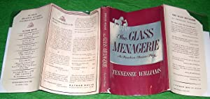 The Glass Menagerie: Williams, Tennessee.