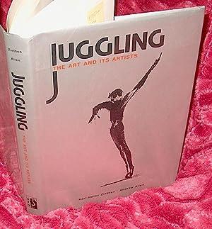Juggling: The Art and Its Artists: Ziethen, Karl-Heinz;Allen, Andrew