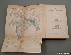 A Manual of Indian Timbers : An: GAMBLE (J. S.)