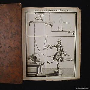 Recherches sur les causes particulières des phénomènes: NOLLET (Abbé Jean-Antoine)