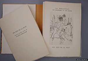 Les îles de la nuit: VILLARET (Bernard) et BOULLAIRE (Jacques)