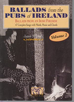 Ballads from the Pubs of Ireland, Ballads: Healy James N.
