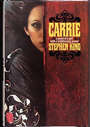 Carrie (inscribed copy): King, Stephen