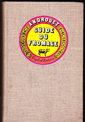 Guide du Fromage, English edition, revised