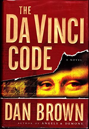The Da Vinci Code (signed by the author)